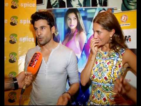 GAUHAR KHAN ! RAJEEV KHANDELWAL ! CATERINA MURINO ! BOND GIRL ! INTERVIEW ! SAURABH SHARMA