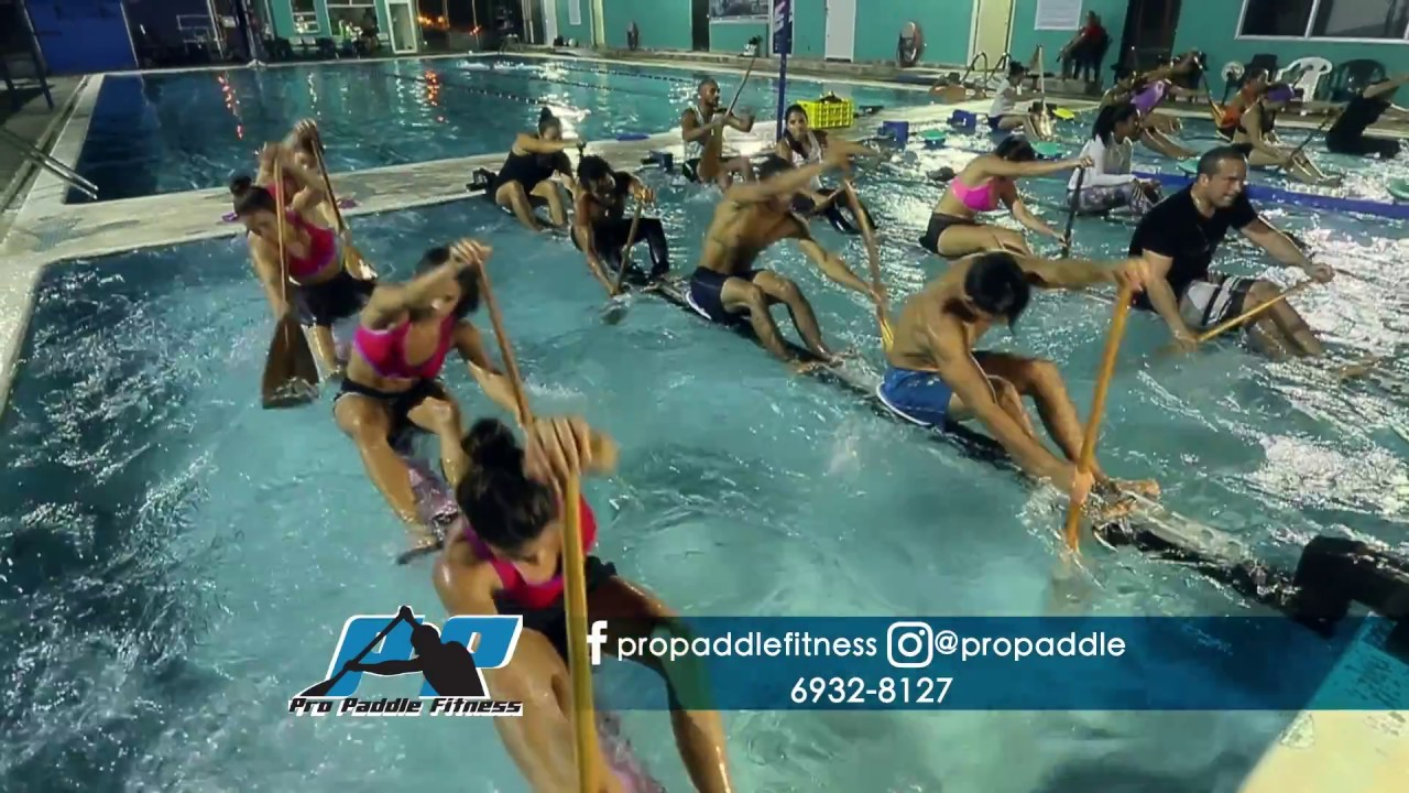 PRO PADDLE FITNESS