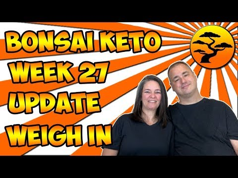keto-update---week-27---weigh-ins,-x-rays,-doctors-food-list,,-25th-anniversary