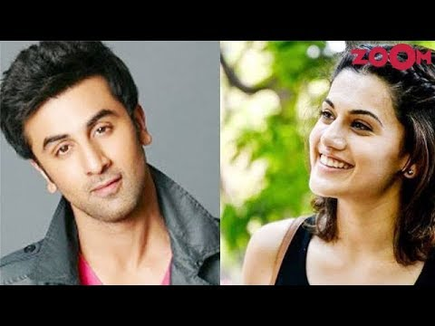 Taapsee Pannu REFUSES to work in a commercial with Ranbir Kapoor?