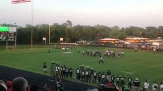 25 Yard Field Goal, Eugene Rodriguez, Pearsall High School, Tx