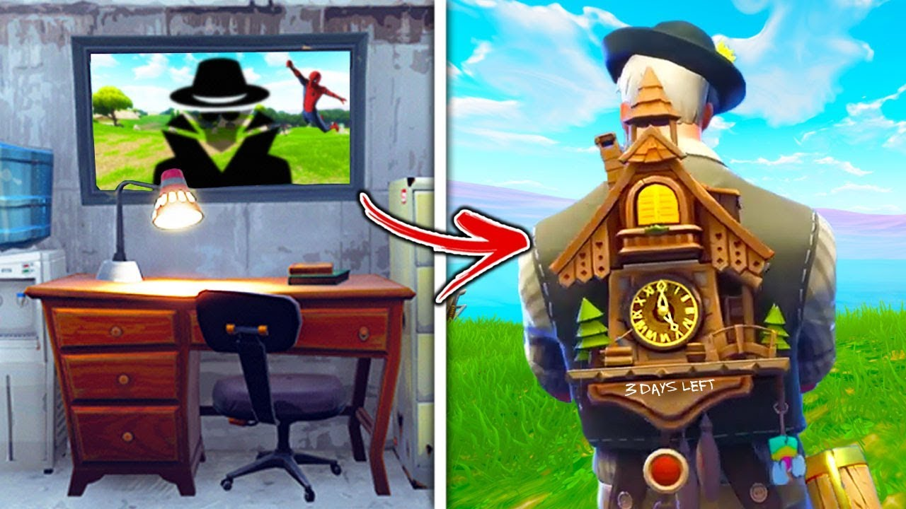 Top 5 Secret Fortnite Season 6 Easter Eggs You Didn T Know Youtube