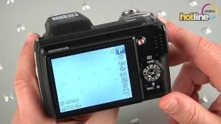 видео Обзор Olympus SP-800UZ