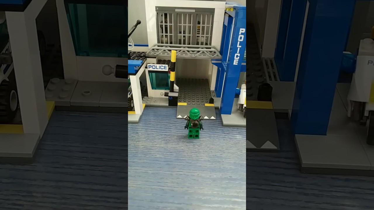 Lego voil comment le ninja vert s 39 entra ne il devient ninjago d 39 or youtube - Ninja vert lego ...