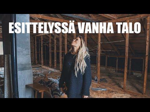 Vanhan talon esittely | MAATILAVLOGI | FINNISH HOMESTEAD (English Subtitles)