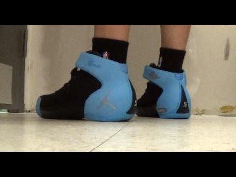 Air Jordan 1.5 Carmelo Melo Black Blue Retro Sneaker Review With @DjDelz + On Feet