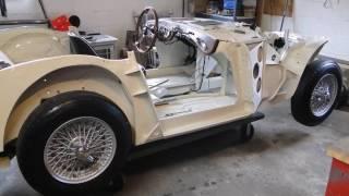 Austin Healey 3000 BJ7 Restoration Pt4