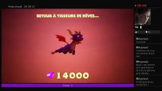 Spyro Reignited Trilogy -Live/détente Finir Spyro 1 Ft Kiwi ! #2