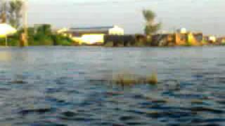 FLOOD & RAIN WATER AT SANGHAR ROAD SHAHPUR CHAKAR