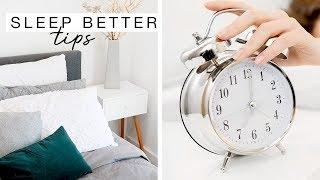 5 Steps To A Better Night Sleep!
