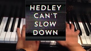 Hedley: Can