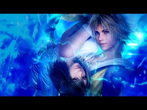 Final Fantasy X Remastered - Suteki Da Ne - (Orchestra Version with lyrics) (Instrumental)