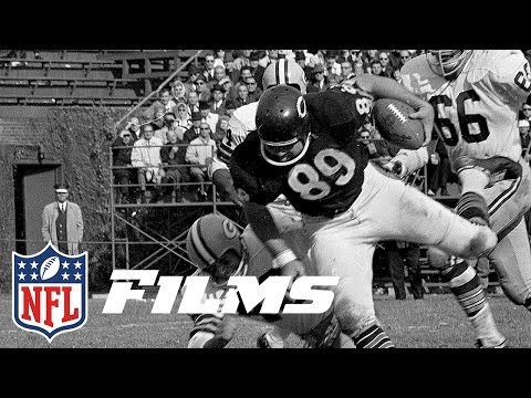 #4 Mike Ditka | Top 10 Tight Ends Of All Time | NFL