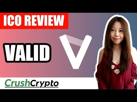 ICO Review: VALID (VLD)  - Digital Identity and Personal Data Platform