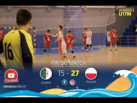 M27 GroupA I ALGERIA-POLAND I Mondialito2017 19/01