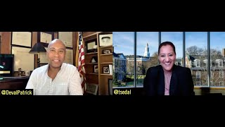 Deval Patrick and Tsedal Neeley: George Floyd and Protests