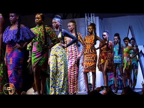 Kinshasa celebrates Congo Fashion Week [no comment]