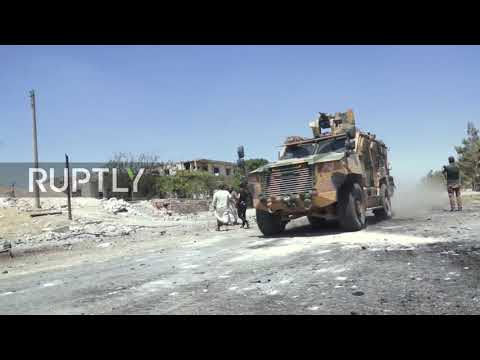 Syria: Joint Russian-Turkish patrol hit by explosion in Idlib province