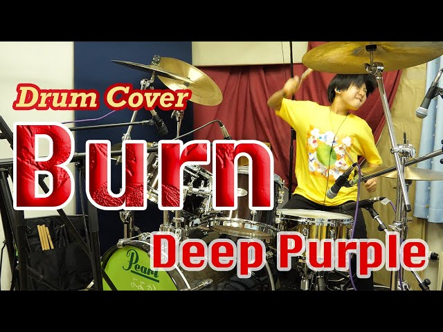 Burn - Deep Purple / Covered by Yoyoka Soma