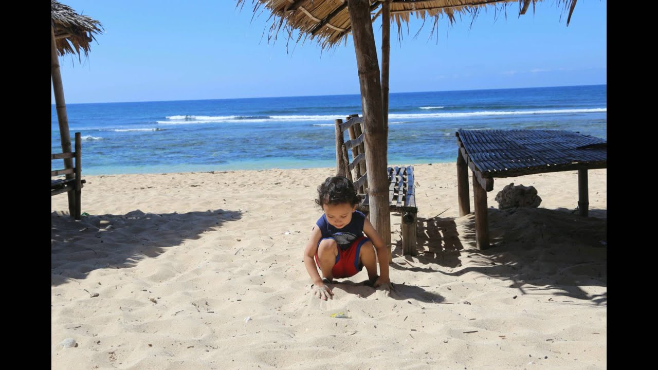Adventure In Patar White Sand Beach Bolinao Pangasinan