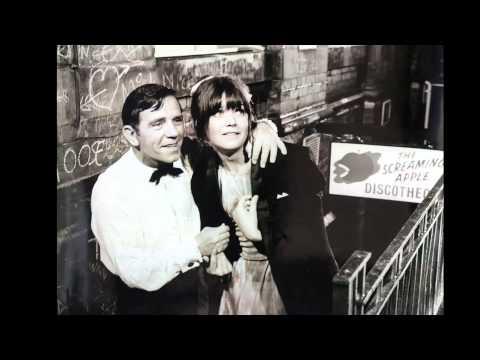 Norman Wisdom and Sally Geeson