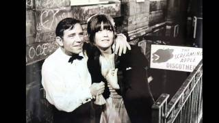 Norman Wisdom and Sally Geeson