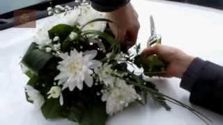 Оформление свадебного авто I Букет-Декор