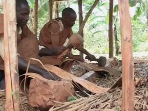 Barkcloth Making in Uganda