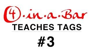 4 in a Bar Teaches Tags: #3 Somehow YouTube Thumbnail