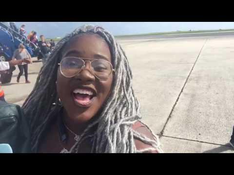VK SERIES BDAY VLOG 1: HELLO BARBADOS