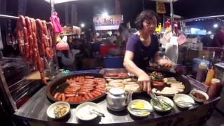 Tainan Flower Night Market(花園夜市)