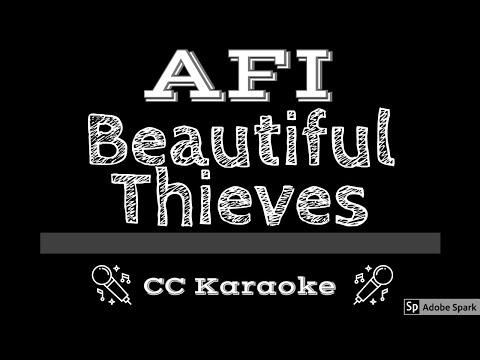 AFI   Beautiful Thieves CC Karaoke Instrumental