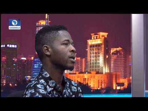 EN: I Almost Changed My Style Of Music - Johnny Drille