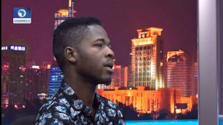 EN I Almost Changed My Style Of Music - Johnny Drille