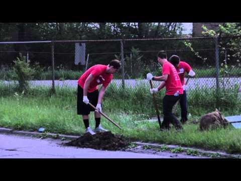 The Greening of Detroit: Intern Volunteer Event