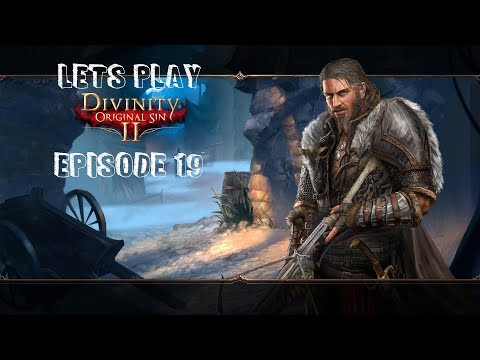 [FR][Tacticien] LET'S PLAY DIVINITY : ORIGINAL SIN 2 : Abord