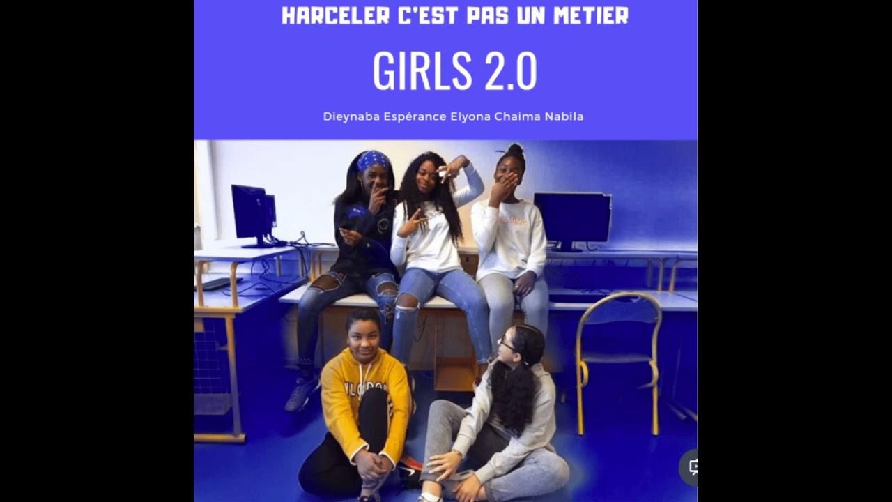 Harceler C'est Pas Un Métier - Girls 2.0