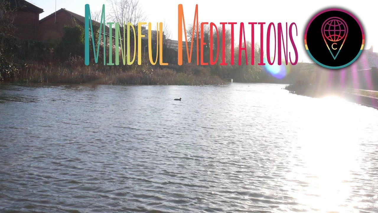 Mindful Meditations: Ocean Floor