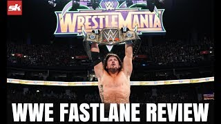 WWE Fastlane 2018: Results And Highlights | Wrestle Kingdom 10 Rematch @Mania | Sportskeeda Hindi