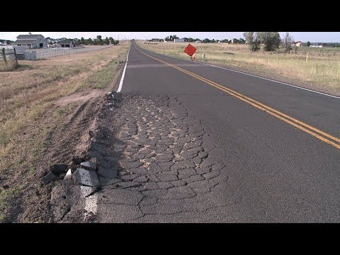 Colfax - Watch: Denver Roads 17th Worst In Country