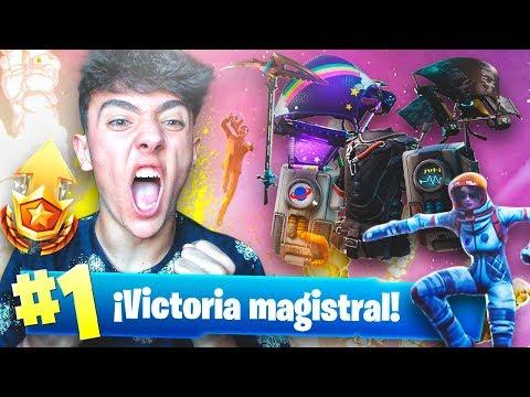 A POR VICTORIAS ÉPICAS EN LA NUEVA TEMPORADA de FORTNITE: Battle Royale!! - Agustin51
