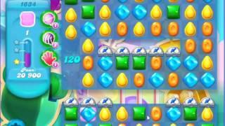 Candy Crush Saga SODA Level 1634 CE