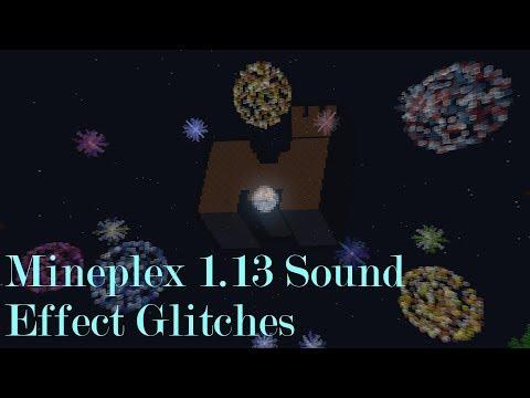 [Main Attractions #2] Mineplex 1.13 Sound Effect Glitches