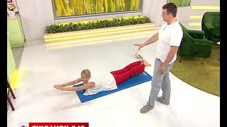 як зробити масаж від остеохондрозу