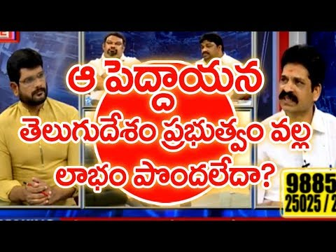 """""""Tamil  Film Industry Has Unity But, Why Not in Telugu  Industry?"""" 