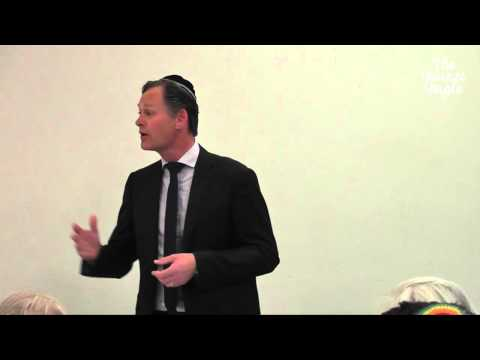 Matthew Offord: Why vote for me? At Hendon Synagogue