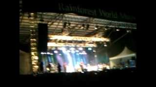 Rainforest World Music Festival 2012 - Diplomats of Drum from Malaysia