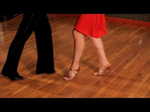 How to Do a Mambo Open Box | Ballroom Dance