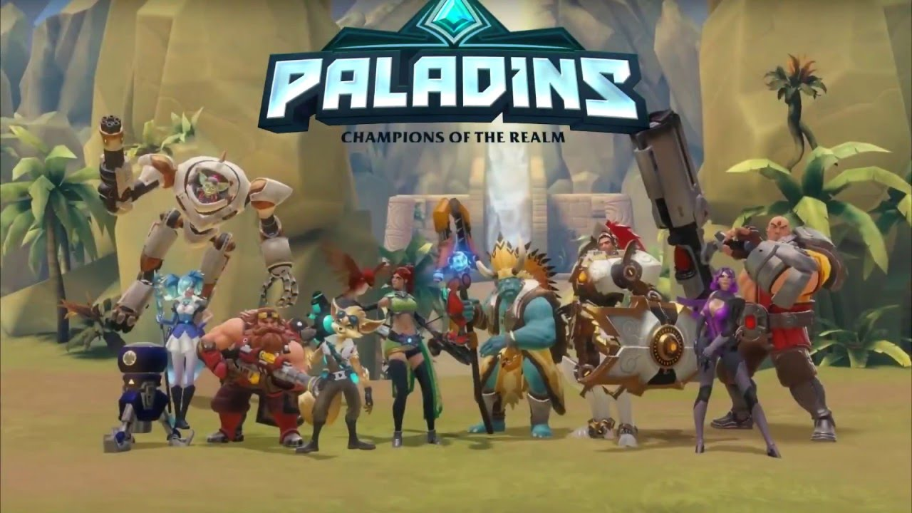 how to join paladins pts
