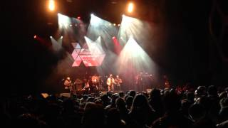 New York Ska Jazz Ensemble - Boogie Stop Shuffle - Mexico 2015